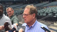 Video: Sox chairman Reinsdorf on Thomas