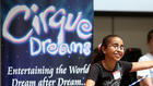 EN FOTOS: Cirque Dreams Kidstime Summer Camp