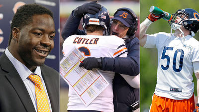 For Bears in 2014, it's playoffs — or bust