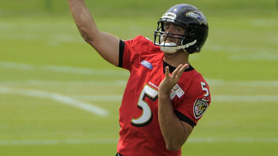 Joe Flacco and Ravens begin preparation for new offense
