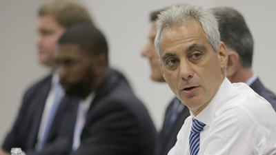 Emanuel on red light ticket refunds: 'Not for me to decide'