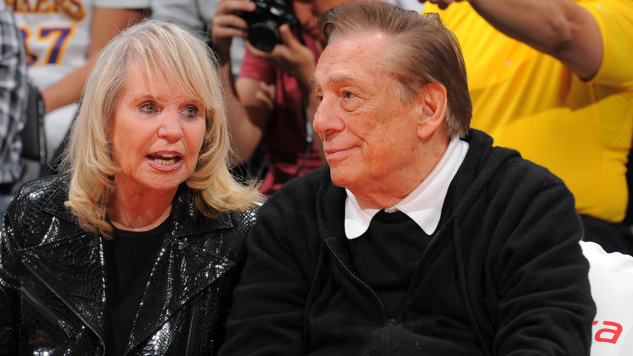 Donald Sterling opens third front in battle over Clippers ownership