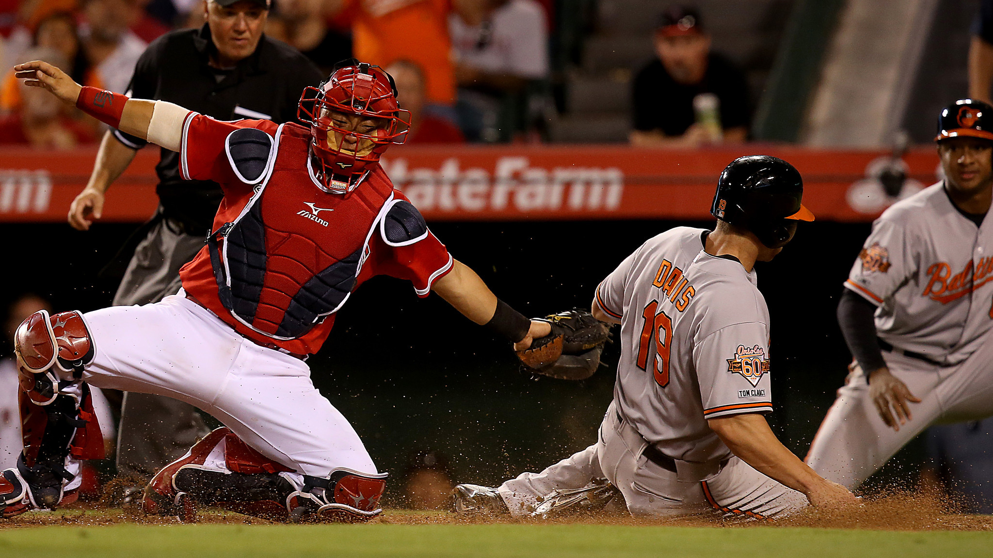 Angels fall short in 4-2 loss to Orioles