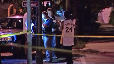 Teen girls, 15 and 17, among 6 wounded in shootings overnight