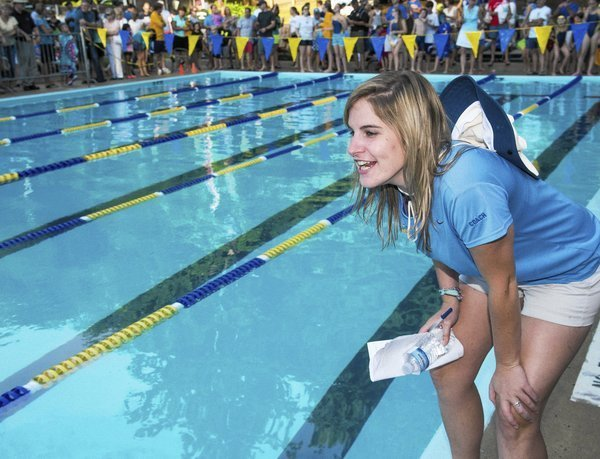 Summer Swim Teams Such As That At Hampton Pool Both Festive And Competitive Baltimore Sun