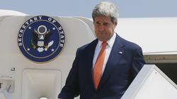 Kerry arrives in Israel to push for Gaza cease-fire