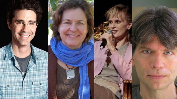 Man Booker 2014: US writers