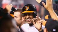 Jonathan Schoop has given Orioles big homers, still looking for consistency at the plate