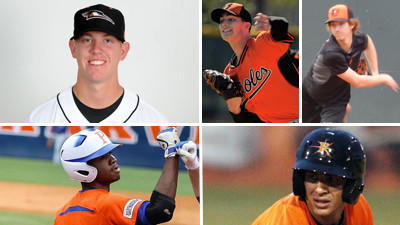 Orioles' midseason top 10 prospects