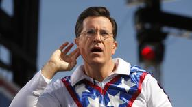 Colbert's 'Late Show' staying at Letterman's Ed Sullivan Theater
