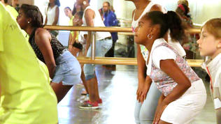 Lansdowne kids spend a day at Camp Hippodrome [Video]