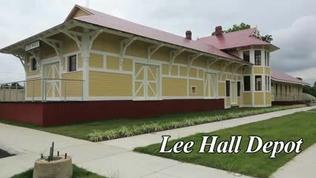 Video: Lee Hall Depot Work