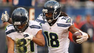 Seahawks WR Rice announces retirement