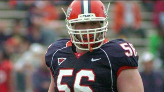 Video: Former Niles West, Illini player dies practicing
