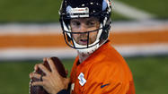 Palmer to open camp as Bears' backup QB