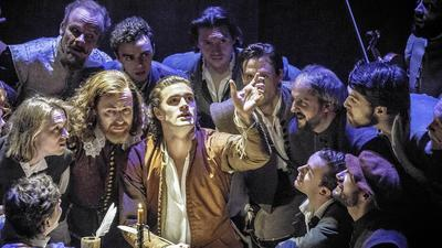 Whole new possibilities in 'Shakespeare in Love' on an actual stage
