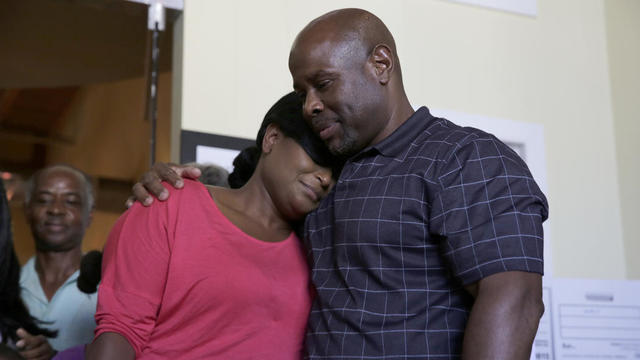 Exonerated after 20 years in prison