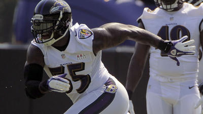 Terrell Suggs excited for return of 'fast and violent' Ravens' defense