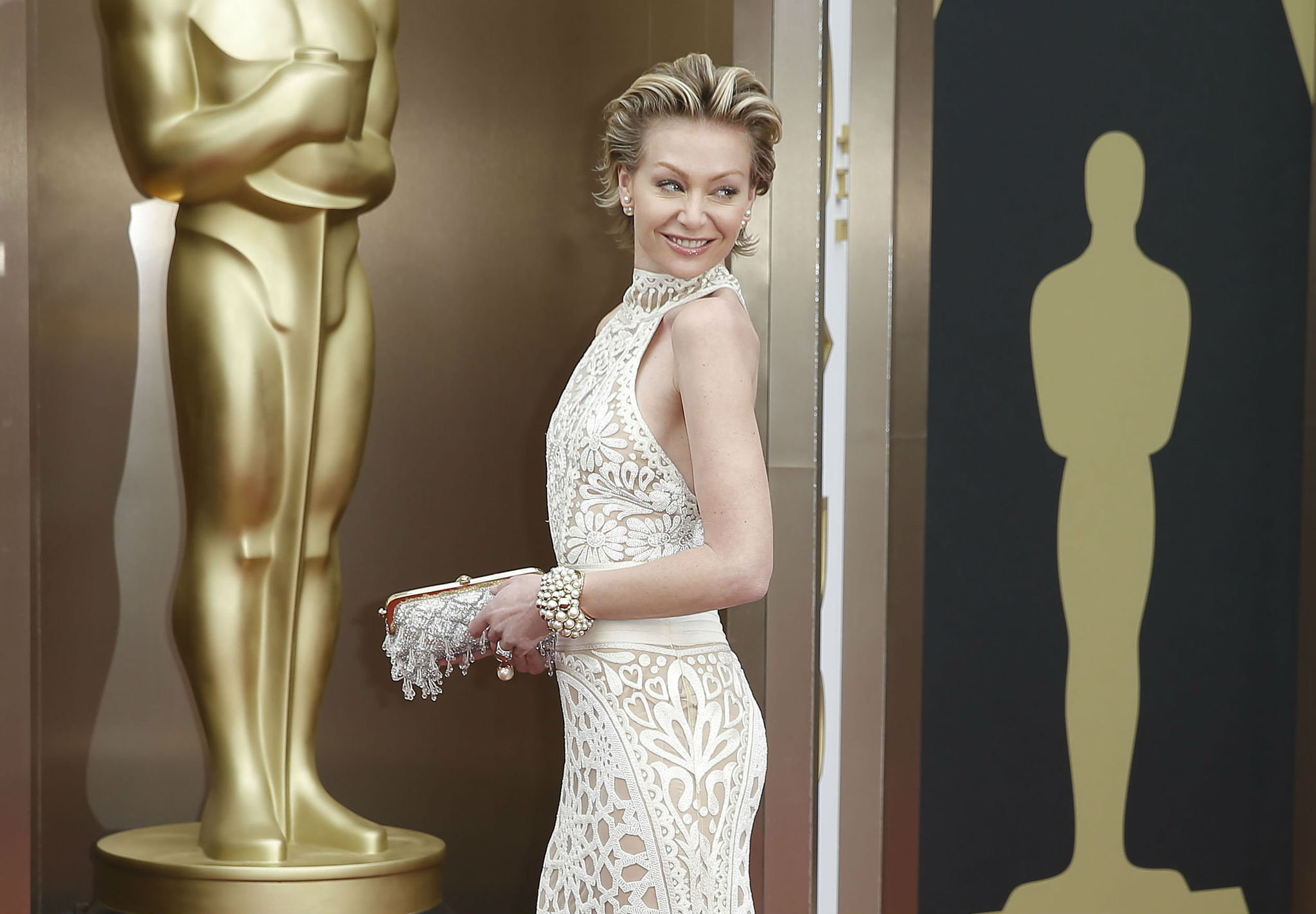 Portia de Rossi joins 'Scandal'; Ellen DeGeneres breaks news on Twitter