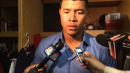Video: Sox starter Quintana after 4th straight no-decision