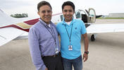 Video: Crash kills teen pilot seeking world record