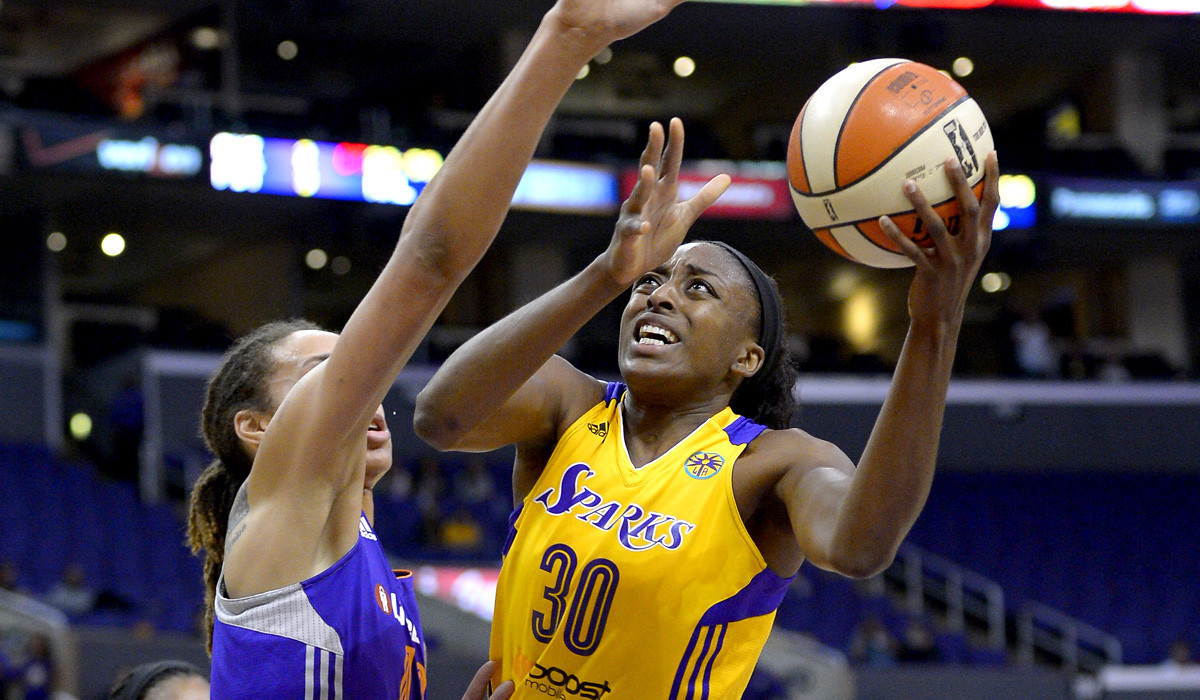 Up next for Sparks: Thursday vs. Phoenix
