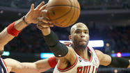 Bulls' Gibson ignores trade rumors