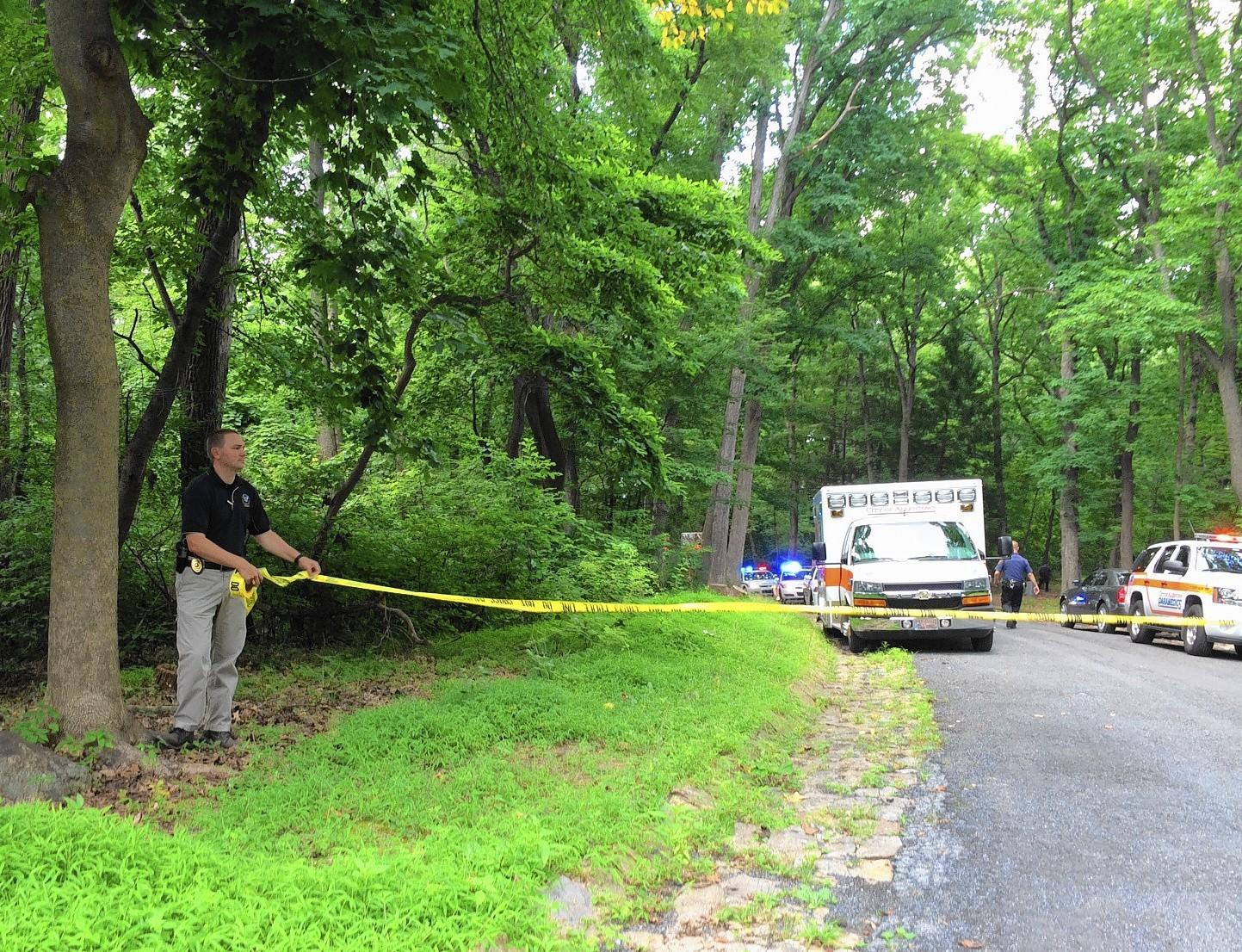 Authorities closed off Reservoir Road in Allentown Tuesday after a reported drowning in an abandoned quarry near the city's capped reservoir in South Mountain Reservoir Park. The Lehigh County Coroner's Office on Wednesday identified the person recovered from the quarry as Matthew Ruch, 24, of Allentown.