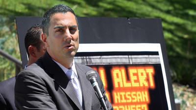 "Gatto gains support for ""Yellow Alert"" hit-and-run bill"
