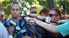 Bears, Jay Cutler busy tempering expectations