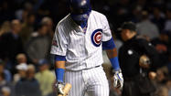 Walks doom Cubs in 8-3 loss to Padres