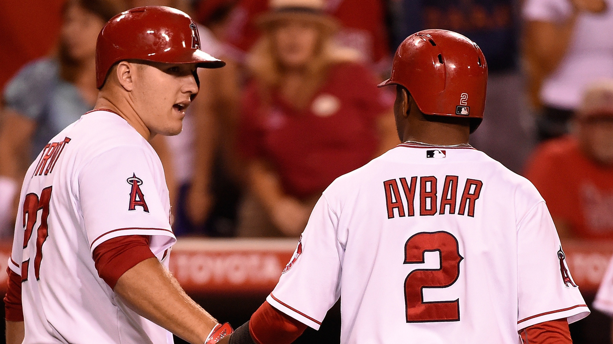 Erick Aybar double, Kole Calhoun walk key Angels' win over Orioles