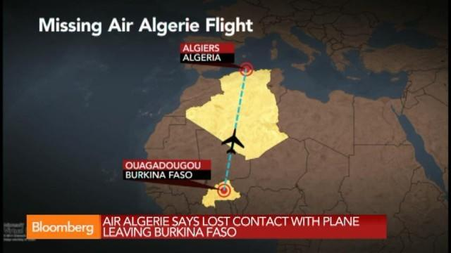 Video: Air Algerie jet with 116 people vanishes