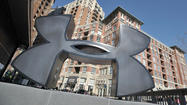 Under Armour sales up 34 percent in second quarter
