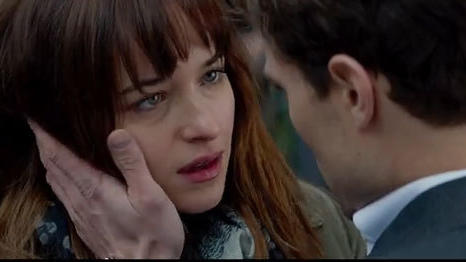'Fifty Shades of Grey' trailer released