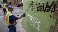 Alderman: Helen Keller could see graffiti cancer in Chicago