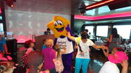 Starlight Families Enjoy Odyssey Cruise