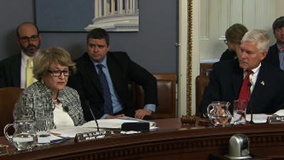 Video: House committee at odds over Obama lawsuit