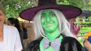 Park Ridge Civic Orchestra Sports a Green Witch at Summer Events