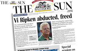 Crime Scene - Vi Ripken abduction [Video]