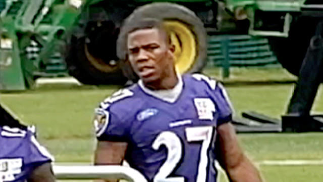 Ravens Insider: Rice two-game suspension [Video]