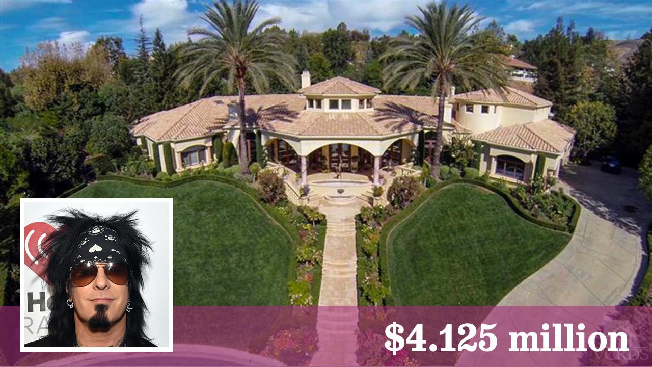 Hot Property: Nikki Sixx - LA Times