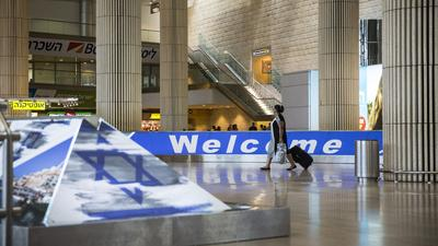 FAA lifts ban on flights to, from Tel Aviv