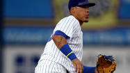 Baez's versatility boosts Cubs' options