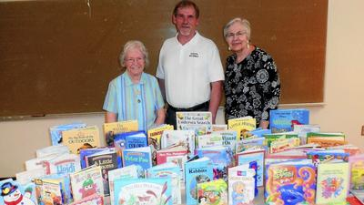 From Chincoteague to Carroll: Yard sale bounty adds to group's donation of books