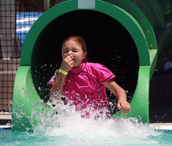 Verdugo Pool Provides Relief From The Heat Burbank Leader