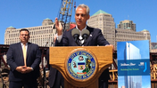 Emanuel responds to red l