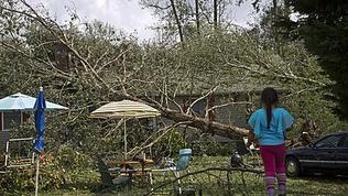 Video: Tornado Hits Cherrystone Campground