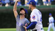Photos: Padres 13, Cubs 3