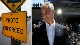 Emanuel sidesteps fairness question on suspicious red light camera tickets